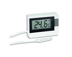 Термометр автомобильный цифровой TFA белый