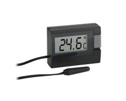 Термометр автомобильный цифровой TFA чёрный