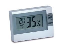 Гигрометр термометр TFA mini белый