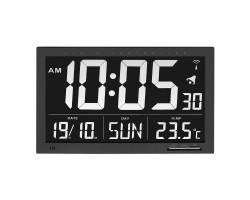 Цифровые часы XL TFA с температурой 368x230 мм