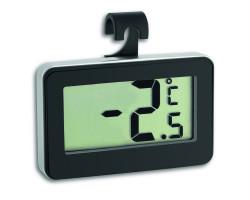 Термометр для холодильника цифровой TFA чёрный