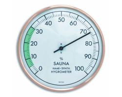 Гигрометр для сауны TFA, пластик, d=160 мм