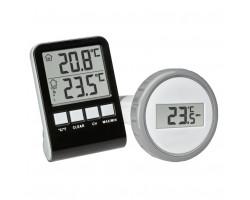 Термометр для бассейна TFA PALMA с датчиком поплавком