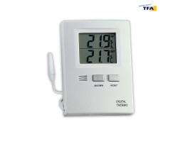 Термометр цифровой TFA 301012 внешний проводной датчик