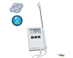 """Термометр со щупом цифровой TFA """"P200"""" щуп 125 мм"""