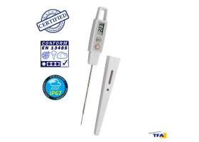 Термометр цифровой со щупом TFA 301040