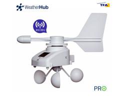 Датчик скорости и направления ветра TFA WeatherHub