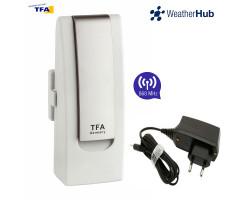 Базовая станция - шлюз TFA WeatherHub