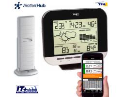 Метеостанция TFA Connect WeatherHub