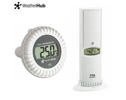 Датчик температуры и влажности с датчиком бассейна TFA WeatherHub