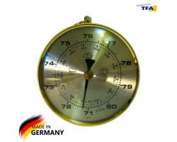 Барометр анероид TFA пластик, d=100 мм