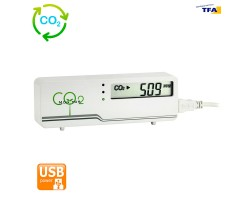 Детектор сигнализатор CO2 монитор AIRCO2NTROL MINI