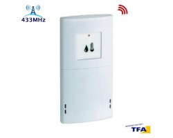 Датчик температуры и влажности 433 МГц TFA 303196