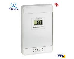 Датчик температуры 433 МГц TFA 30321202