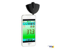Термометр инфракрасный для смартфонов TFA