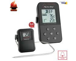 Термометр для гриля и духовки TFA Küchen-Chef с радиодатчиком