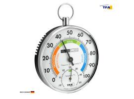 Гигрометр термометр стрелочный 452027