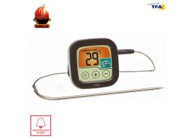 Термометр для духовки или гриля цифровой TFA со щупом
