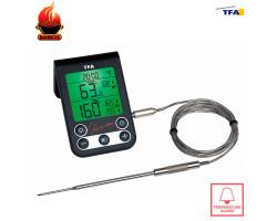 Термометр для гриля и духовки Küchen Chef две температуры со щупом