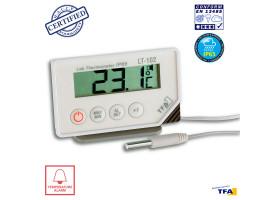 """Термометр цифровой TFA """"LT-102"""" внешний проводной датчик"""