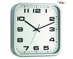Часы настенные TFA  металл