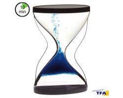 """Часы песочные TFA """"CONTRA"""" синие"""