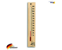 Термометр для сауны TFA сосна, 380 мм
