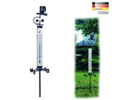 Термометр садовый TFA флюгер, 1400 мм