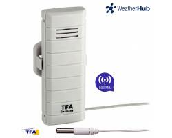 Датчик температуры TFA WeatherHub проводной сенсор