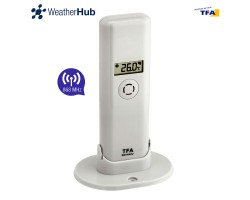 Датчик температуры и влажности TFA WeatherHub